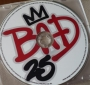 BAD 25 Anniversary (1 Track) Promo CD Single (Poland)
