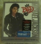 BAD 25th Anniversary *Walmart Exclusive* 2CD Set + T-Shirt Limited Edition Box Set (USA)