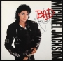BAD Album Signed By Michael (1987)