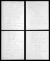 BAD Complete Handwritten & Signed Lyrics (1987)