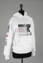 BAD Era White Sweatshirt Signed By Michael (1988)