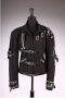 BAD Performance Jacket Worn By Michael During BAD World Tour (1988)