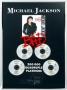 BAD Sony Music Quadruple Platinum Record Award For The Sale Of 200,000 Copies In Austria