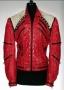 BAD Tour Beat It Jacket Worn By Michael Jackson (1988)