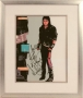 BAD Tour Book Cover Signed By Michael (1988)