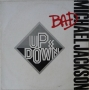 "Bad *Up Down* Promo 2 Track 12"" Single (Brazil)"