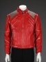 Beat It Leather Jacket Signed By Michael
