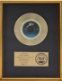 Beat It RIAA Gold Award For The Sale Of 500,000 Copies Of The Single In The USA