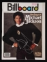 Billboard Magazine July 21st Issue Signed by Michael (1984)