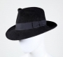 Black Fedora Worn And Signed By Michael (USA)