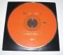 Blood On The Dance Floor Promo (1 Track) *Orange* CD Single In Die-cut Sleeve (Australia)