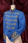 Blue Jacket With Gold Embroidery (1984)