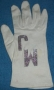 Michael Jackson Unofficial Cloth White 'Glitter Glove' (USA)