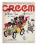 Creem Magazine With J5 Cover Signed By Michael Jackson (1971)