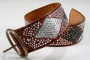 "Crystal ""Nudie's Rodeo Tailors"" Leather Belt"
