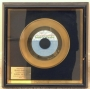 """Dancing Machine Motown Record Award For The Sale Of 1 Million Copies Of The 7"""" Single In USA"""