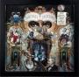 Dangerous Album Signed By Michael Jackson #5 (1991)