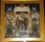 """Dangerous (LP Cover) Autographed 26 1/2""""x26 1/2"""" Foil Lithograph (USA)"""