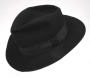 Dangerous Tour Black Fedora Worn On Stage In Sao Paulo October 16th (1993)