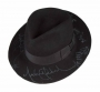 Dangerous Tour Black Fedora Worn On Stage In Mexico And Signed By Michael Twice (1993)