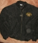Dangerous Tour Black Silk Jacket By Sharper Image (USA)