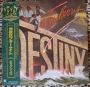 Destiny Commercial LP Album (1st Printing) (Japan)