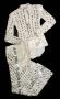 Destiny Tour Stage Worn Rhinestone/Mirrored Costume (1979)