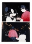 Disneyland Photos Of Michael With Mickey Mouse Signed By Michael (1996)