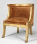 """Egyptian Style Chair From Michael Rolston """"King"""" Photoshoot (1984)"""