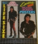 BAD LP Attire Exciting New Michael Jackson Posters Display Poster (USA)