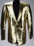 Gold Lamé Jacket (Date Unknown)