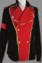 HIStory Era Black And Red Long Sleeve Shirt (1995)