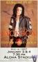 HIStory Tour Honolulu - Aloha Stadium - January 3-4, 1997 Promo Poster (Hawaii)