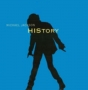 "HIStory Promo 3 Track 12"" Single Blue Picture Sleeve With MJ's Black Silhouette (UK)"