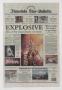 Honolulu Star-Bulletin Newspaper Signed By Michael (1996)