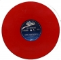 "Hotel Sentimental Limited Edition 12"" Single Red Vinyl (Mexico)"