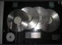 Invincible 4 Platinum Award Presented To Sony (USA)