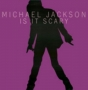 "Is It Scary Promotional 4 Track Double 12"" Vinyl Set in Purple Picture Sleeve W/ MJ's Black Silhouette (Holland)"