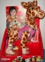 Michael's Pets Plush Toys By Ideal *Jabbar the Giraffe* (USA)