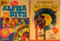 Jackson 5 Post *Alpha Bits* Cereal Box w/Records (USA)
