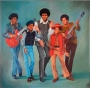 Jackson Five Original Oil Painting By M. Werlin (1970)