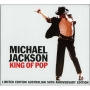 King Of Pop *Limited Edition 50th Anniversary Edition* Commercial 2 CD Album Set (Australia)