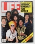 Life Magazine April, 1985 Signed By Michael (1985)