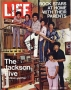 Life September 24, 1971 Signed By The Jackson 5 (USA)