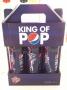 BAD 25 Anniversary  Pepsi Limited Edition Promo 3 Bottle Case (New Zealand)