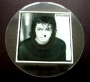 "Man In The Mirror UNCUT 8""  SQUARE PICTURE DISC - Test Pressing (UK)"