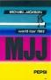 "Michael Jackson World Tour '88 Dressing Room Sign: ""MJJ"""