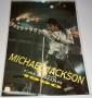 (1990) Michael Jackson Unofficial Calendar (UK)