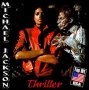 """Thriller Promo 7"""" Single (Zombie Cover) (Spain)"""