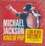 King Of Pop *Deluxe UK Edition* Commercial 3 CD Album Box Set (UK)